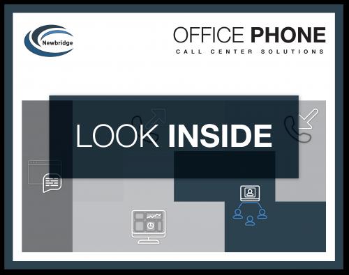 Newbridge Business Solutions Office Cover 3